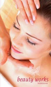 Indian Head Massage at Beauty Works Horsham