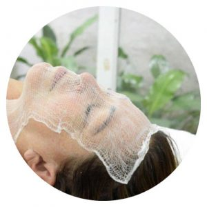 Warm Paraffin wax facial